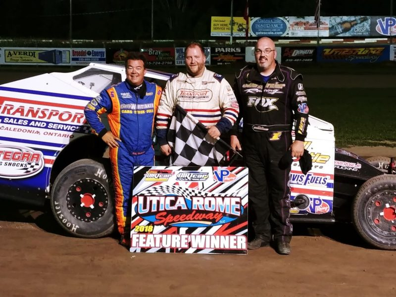Billy Dunn Outraces Everyone To Take Second Utica Rome
