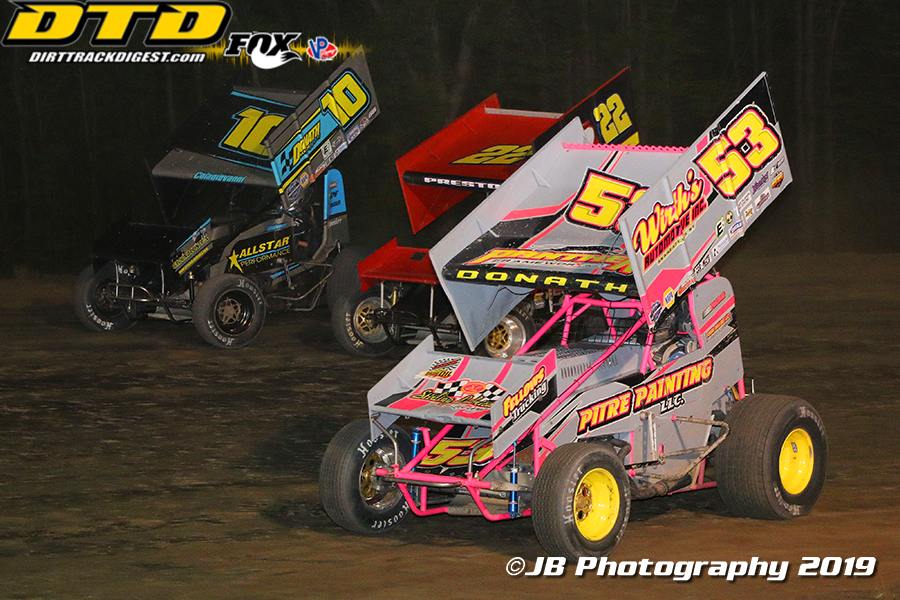 All Star Sprints >> Broedel Fuel Group and Pioneer Window Manufacturing ...